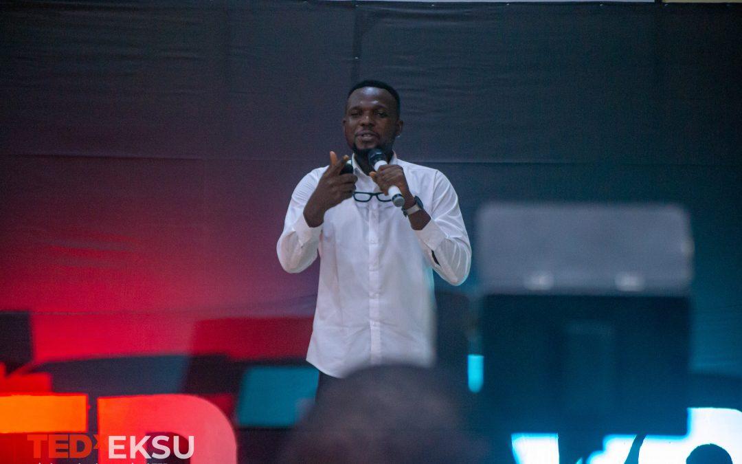 TEDx Talk: My Story, My Drive